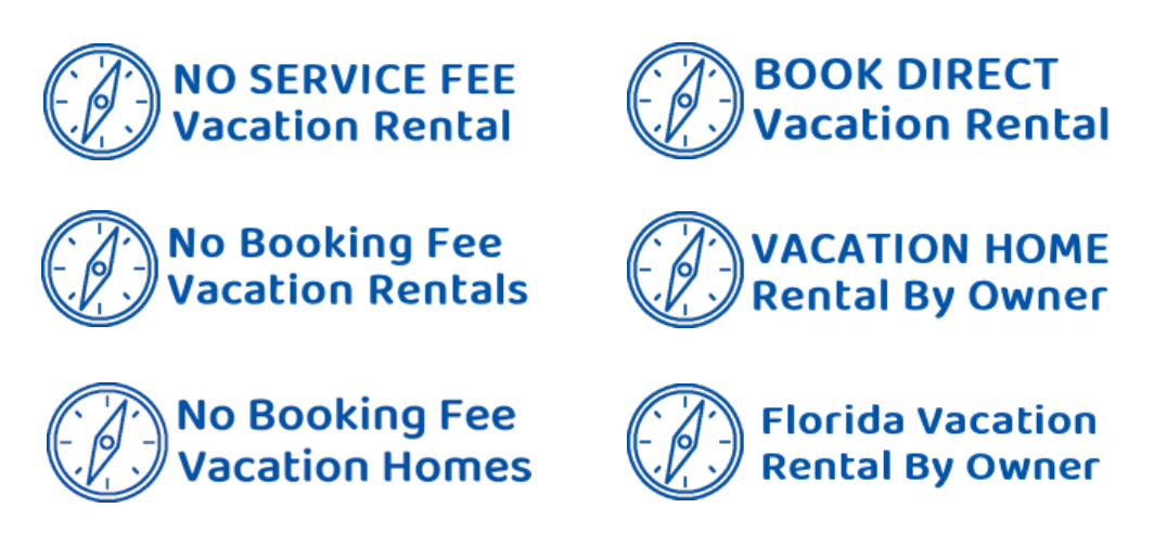 Book Direct vacation rental home network